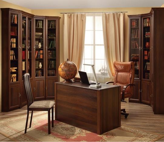 Библиотека Монпелье орех шоколадный